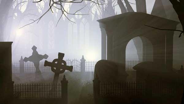 que significa soñar en un cementerio con mucha gente