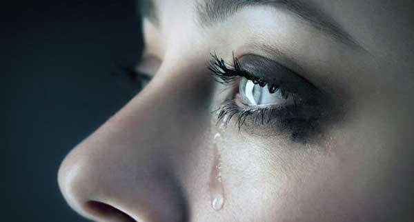 que significa soñar llorando desconsoladamente